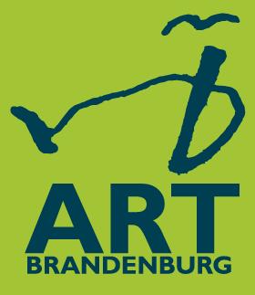 Logo der art brandenburg 2015