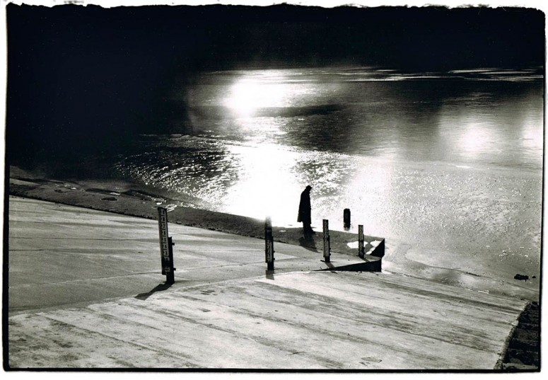 The Ocean is calling - 2014 - Photographie analog s/w - 50x70 cm